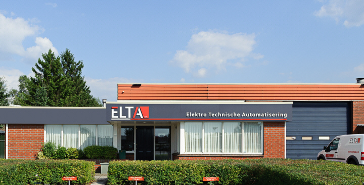 Website ELTA home